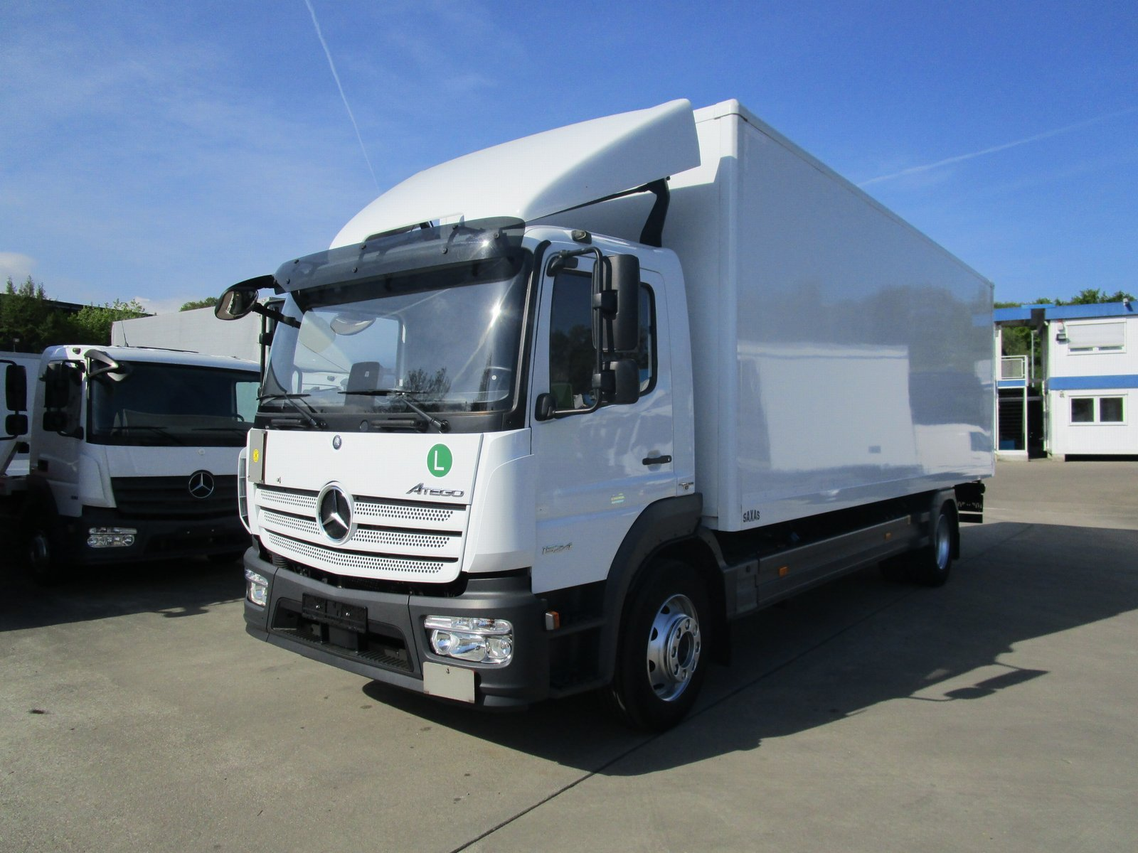 ATEGO IV 1524 L Koffer LBW 1,5 to.*E 6*NL 7,8 T