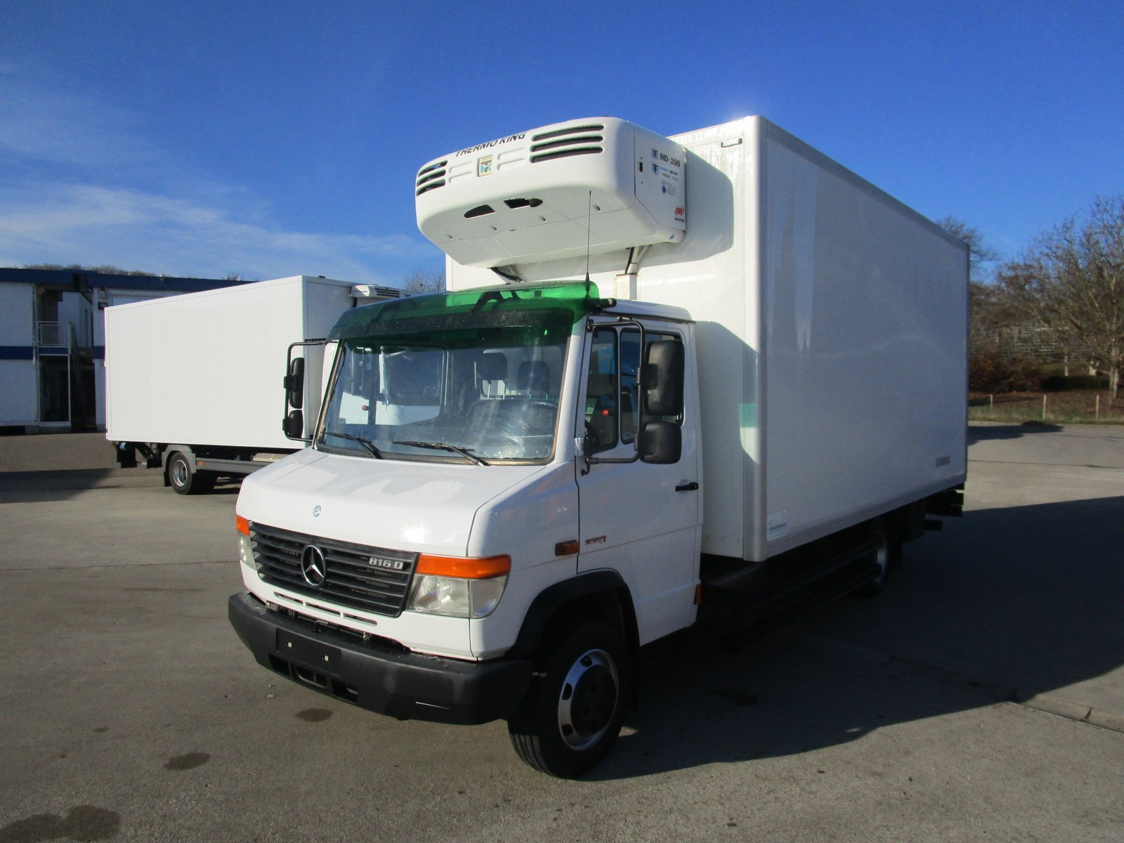 VARIO 816 D Tiefkühlkoffer 5 m LBW 1T*THERMOKING
